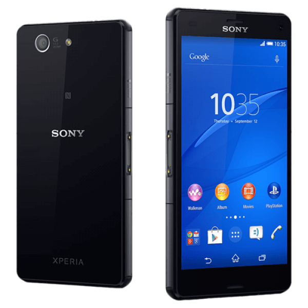 Sony - Xperia Z3 Compact