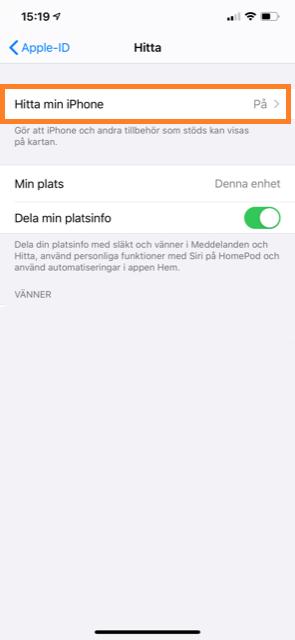 Sprucken skärm / Sprucket glas | PhoneHero
